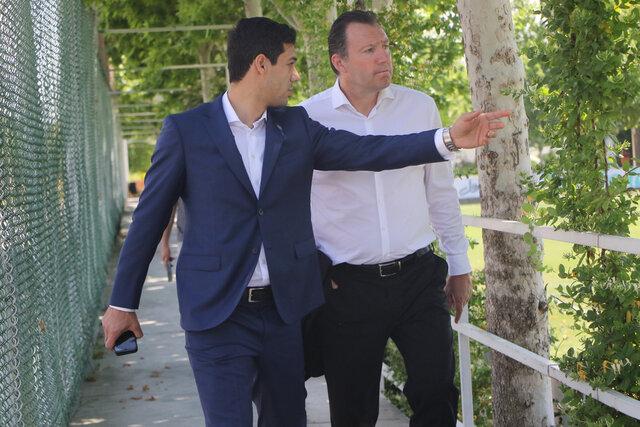 فدراسیون فوتبال: به دنبال یک قرارداد حرفهای با ویلموتس هستیم