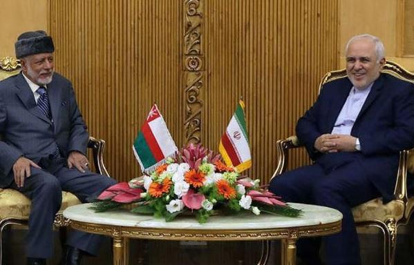 وزیر خارجه عمان در تهران