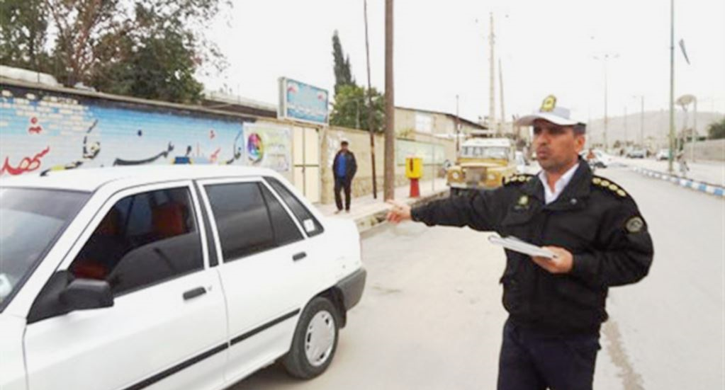 رئیس پلیس پایتخت: تایید ارسال پیامک به برخی رانندگان به دلیل کشف حجاب