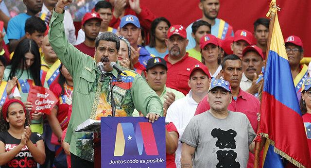 خروج رسمی ونزوئلا از سازمان کشورهای آمریکایی
