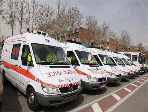 پیگیری حمله طرفداران پرسپولیس و سپاهان به آمبولانسهای اورژانس