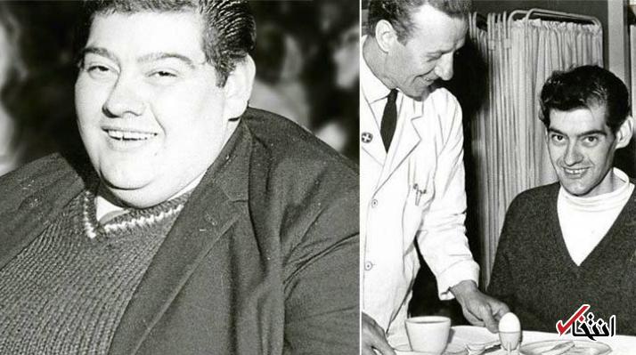 عجیب ترین رکورد کاهش وزن سریع بدون خوردن غذا / روشی که این روزها کاملا غیر استاندارد است