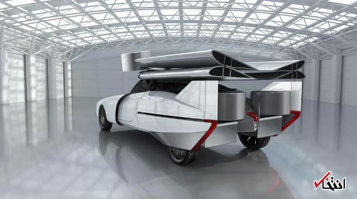 خودرو پرنده آسکا تا سال 2025 در آسمان ویراژ می دهد/ دور زدن ترافیک دیگر رویا نخواهد بود