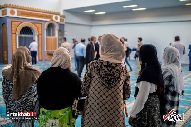 667007 187 - تصاویر : افتتاح مسجد برای اولین بار در آتن