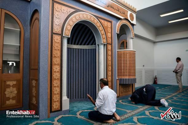 667008 313 - تصاویر : افتتاح مسجد برای اولین بار در آتن