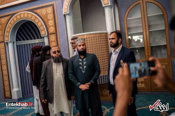 667009 319 - تصاویر : افتتاح مسجد برای اولین بار در آتن