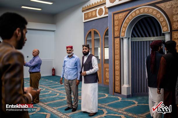 667011 255 - تصاویر : افتتاح مسجد برای اولین بار در آتن