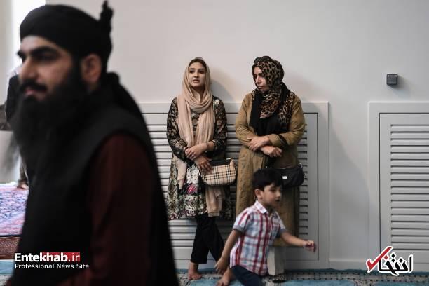 667012 261 - تصاویر : افتتاح مسجد برای اولین بار در آتن