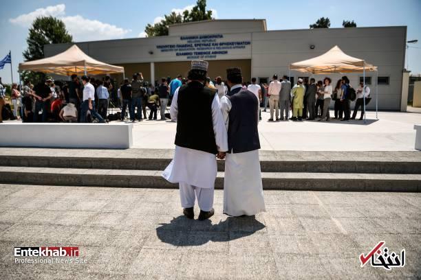 667014 479 - تصاویر : افتتاح مسجد برای اولین بار در آتن