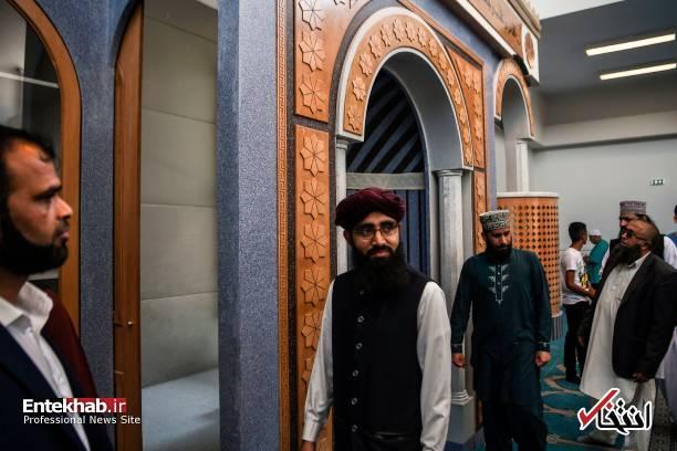 667017 630 - تصاویر : افتتاح مسجد برای اولین بار در آتن