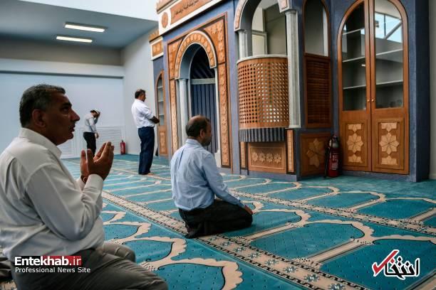667018 458 - تصاویر : افتتاح مسجد برای اولین بار در آتن