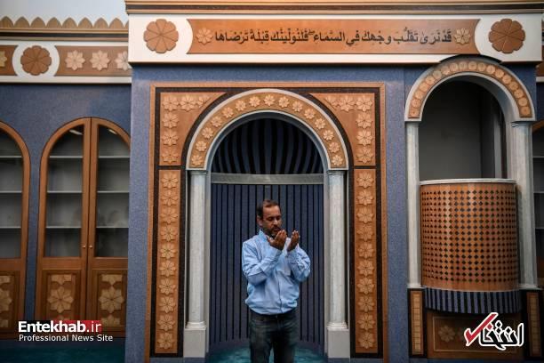667021 743 - تصاویر : افتتاح مسجد برای اولین بار در آتن