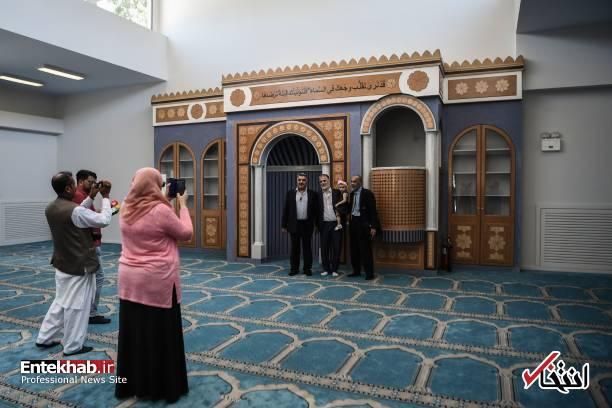 667022 569 - تصاویر : افتتاح مسجد برای اولین بار در آتن