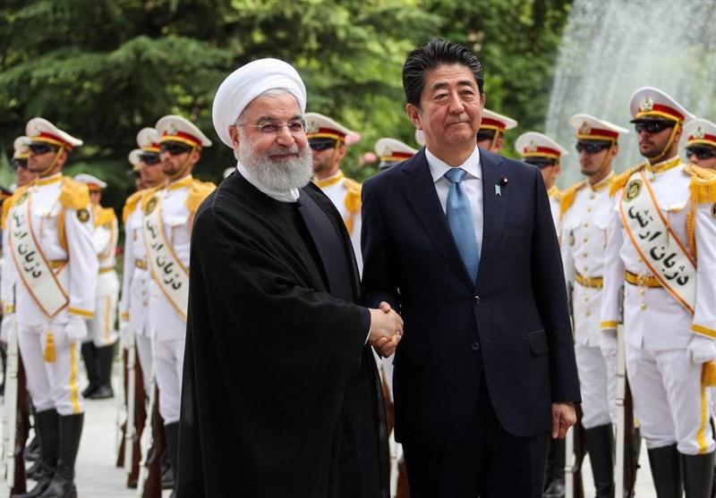 سخنگوی وزارت خارجه ژاپن: مذاکرات آبه در تهران مفید بود / بعید است روحانی به g20 دعوت شده باشد