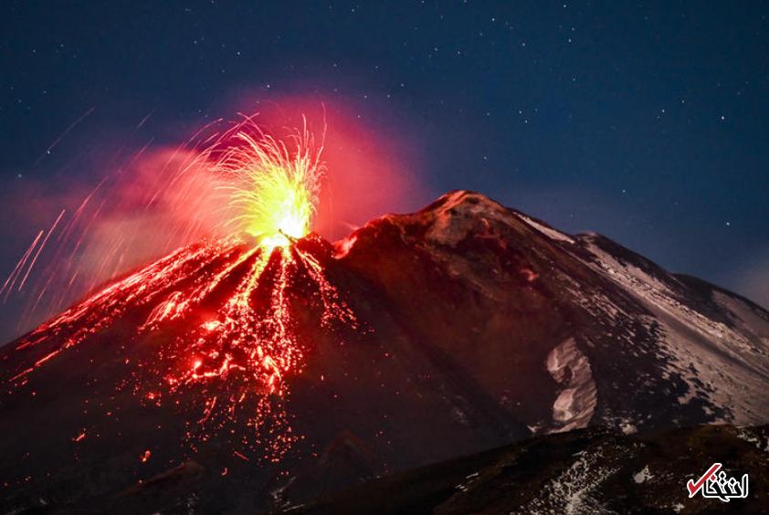 چرا «اتنا» رمز آلود ترین کوه سیسیل است؟ / همه افسانه ها درباره هیولای آتشفشان در اروپا