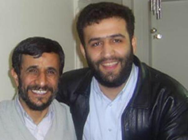 داماد احمدی نژاد