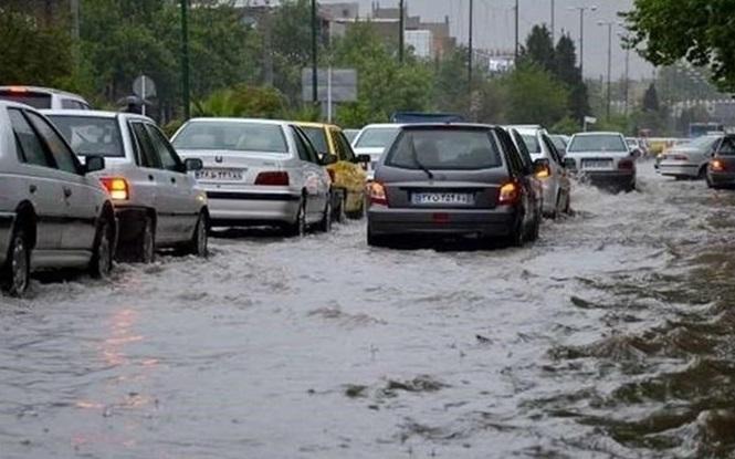 اطلاعیه سازمان هواشناسی در پی ورود سامانه بارشی به کشور: احتمال آبگرفتگی معابر سه روز آینده وجود دارد