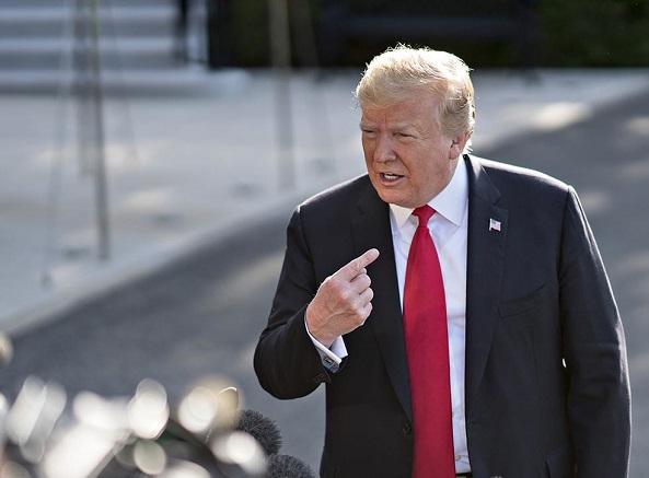 هدف ترامپ از اینکه گفت «ممکن است یک آدم سرخود در ایران پهپاد ما را هدف قرار داده باشد» چه بود؟