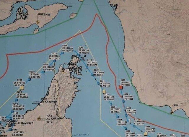 توییت جدید ظریف درباره نقض حریم هوایی ایران توسط پهپاد آمریکایی