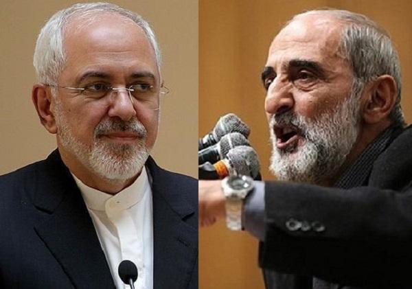 حمله تند مدیرمسئول کیهان به ظریف: او ظریف در مصاحبه با CNN  به صورت علنی از آمریکا دعوت کرده تا ایران را نابود کند / ظریف این موضوع را تبلیغ کرده که آمریکا به اصول اخلاقی و مبانی انسانی پایبند است / آیا او از «هویت وحشی آمریکا» بیخبر است؟