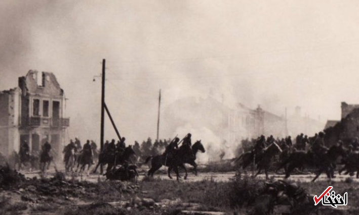عجیب ترین ماجرای جنگ جهانی دوم / تقابل اسب و شمشیر در برابر تانک و ارتش زرهی
