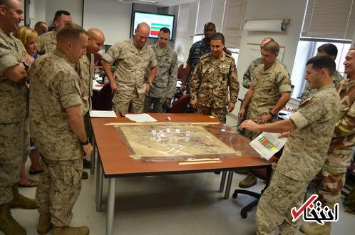 ارتش ایالات متحده نخستین کتابهای صوتی خود را منتشر کرد / آموزش سربازان با روشهایی جدید