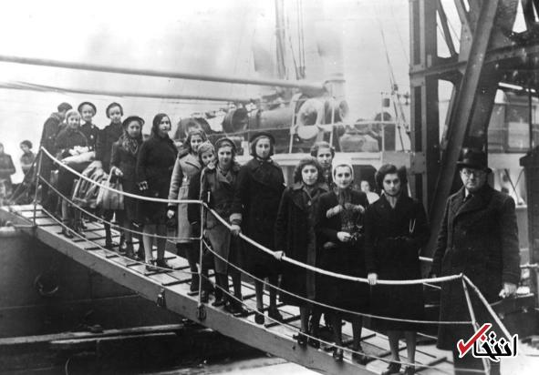 واکنش های بین المللی به تقاضای پناهندگی یهودیان در جریان جنگ جهانی چه بود؟