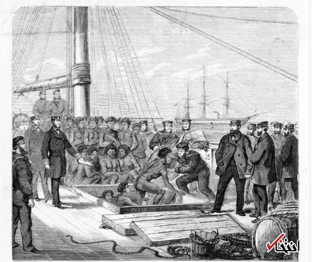 حکایت تکان دهنده تجارت برده در دریای آتلانتیک / پوشش قانونی برده داری در اروپا و امریکا طی قرن بیستم