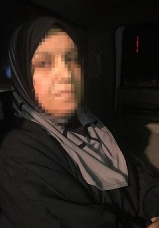 مادر تروریستهای داعشی در موصل دستگیر شد