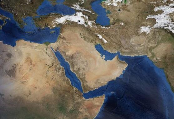 ایالت های آبی و قرمز خاورمیانه / مخالفان ایران و برجام در کدام دسته قرار می گیرند؟