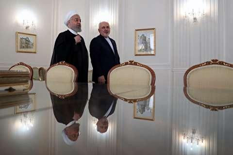تصاویر : دیدار روحانی با وزیر، معاونان و مدیران ارشد وزارت امور خارجه