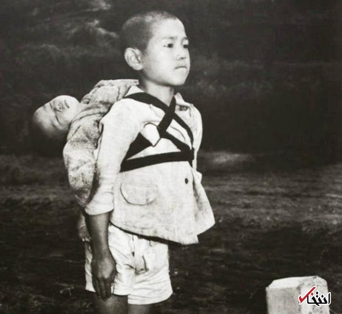 نگاهی به یکی از ناراحت کننده ترین تصاویر جنگ جهانی دوم