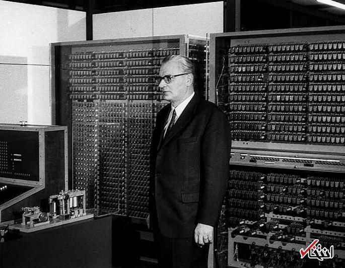 چگونه نازی ها از کامپیوتر برای طراحی حملات و تحلیل آماری استفاده می کردند؟