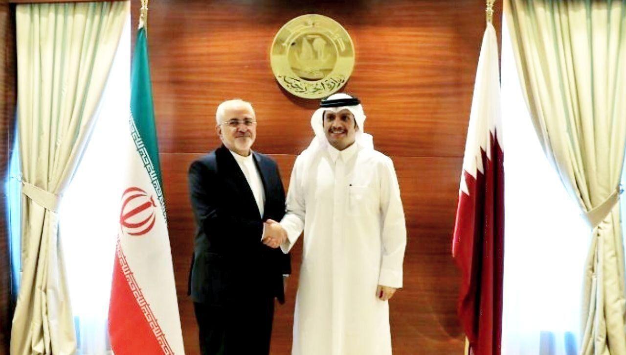 ظریف در قطر به دنبال چه بود؟