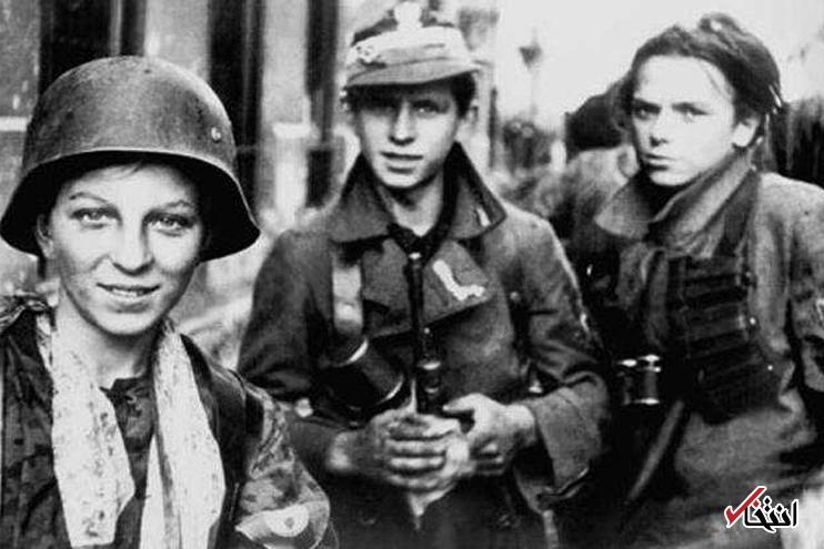 اقدامات مهم انجمن پیشاهنگی لهستان در جنگ جهانی دوم / اتحاد نوجوانان برای مبارزه با مقامات اس اس