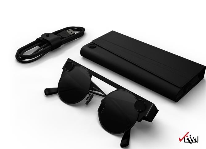 جدیدترین عینک هوشمند اسنپ با دوربین دوگانه و سه بعدی رونمایی می شود
