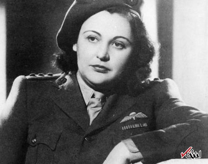 با یکی از زنان مشهور جاسوس در جنگ جهانی آشنا شوید / از کشتن سرباز اس اس با دست خالی تا کشتار 1400 نفر