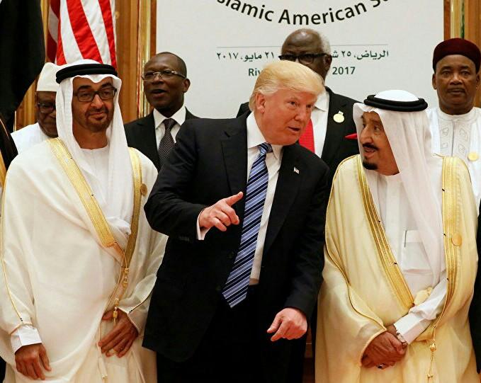 اظهارات ترامپ یک پیام ویژه برای عربستان و امارات داشت: آمریکا هرگز وارد جنگ با ایران نخواهد شد / خودتان به فکر حمایت از کشتی هایتان باشید