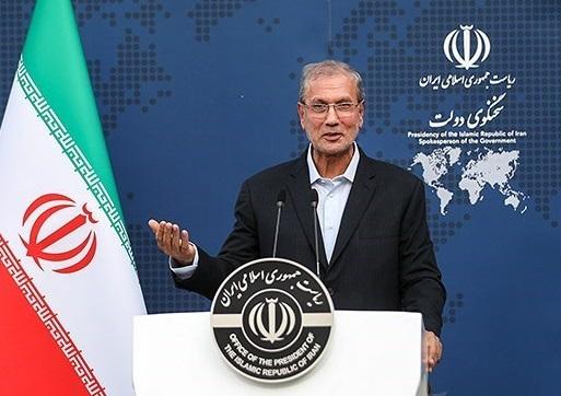 سخنگوی دولت : درباره کشتی ایرانی سرقت رفته از سوی انگلیس مواضع مشخصی داریم
