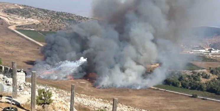اصابت بیش از 40 خمپاره ارتشاسرائیل به روستاهای جنوب لبنان