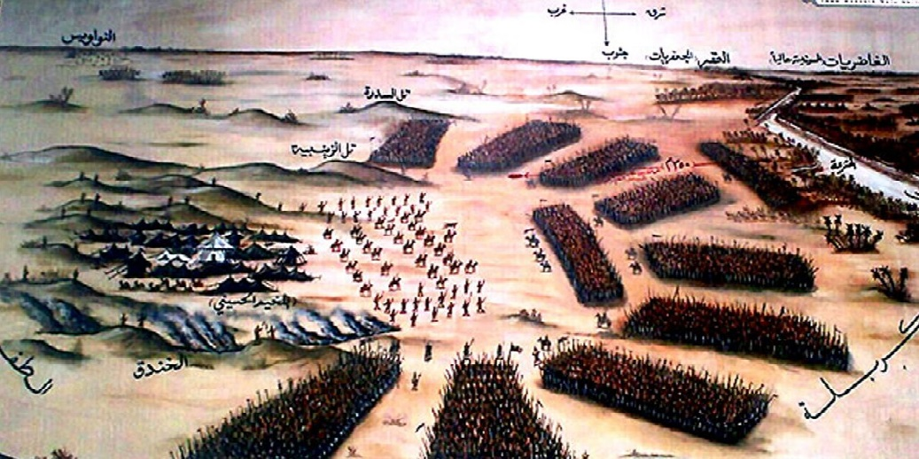 وقایع روز سوم محرم؛ پذیرش مقابله با حسین(ع) برای رسیدن به قدرت و ورود عمربن سعد با چهار هزار سواره به کربلا