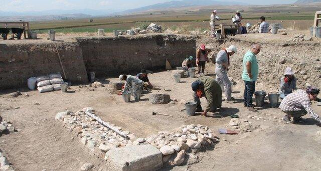 کشف بقایای پستخانه ایرانی ۲۵۰۰ ساله در ترکیه +تصاویر