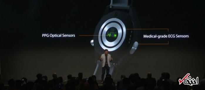 ساعت هوشمند و جدید ایسوس با قابلیت «ECG» در راه است / ردیابی همزمان استرس و فشار خون