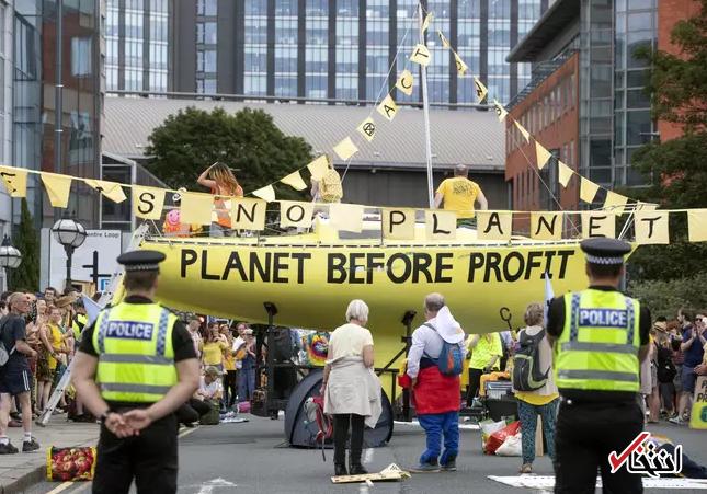 آیا فعالان زیست محیطی حق دارند قوانین را زیر پا بگذارند؟