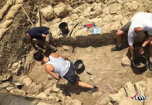 باستان شناسان ویرانه هایی از محل احتمالی ظهور حضرت عیسی پس از رستاخیز را یافتند