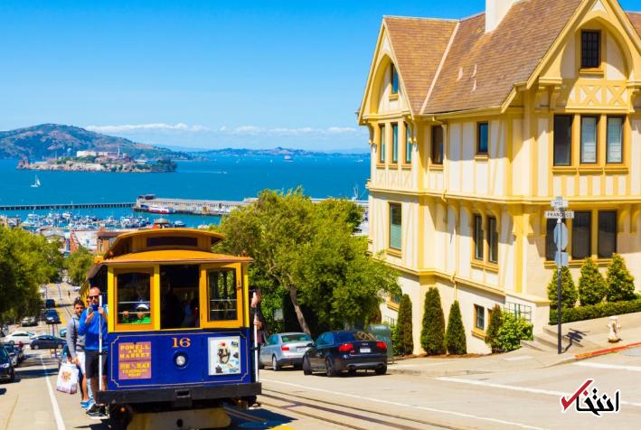اجاره خانه های سرسام آور و خانه های قوطی کبریتی در سانفرانسیسکو+تصاویر