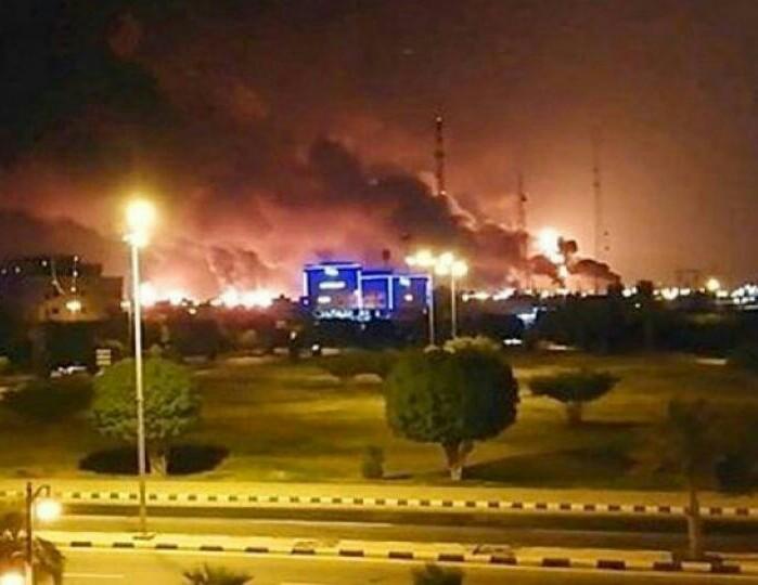 شلیک به آرامکو؛ عربستان در برابر معادله نفت در مقابل نفت قرار گرفته