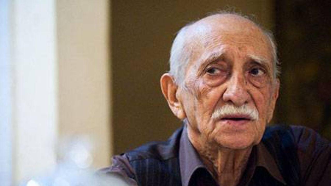 داریوش اسدزاده، بازیگر سینما و تلویزیون در سن ۹۶ سالگی درگذشت