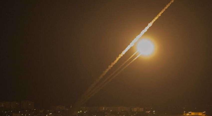 شلیک چهار موشک به اسرائیل