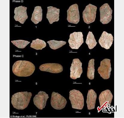 کشف ابزارهای شکار 45000 ساله در سریلانکا
